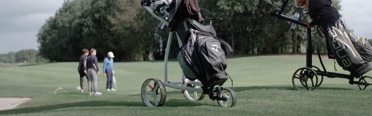 Slide golftoernooi